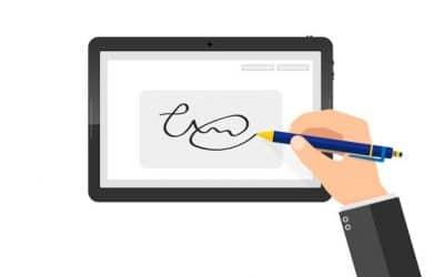 Quelles sécurités offre la signature électronique dans le secteur de l'assurance ?
